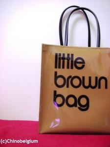little brown bag